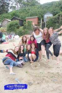 Sand Castles wLogo