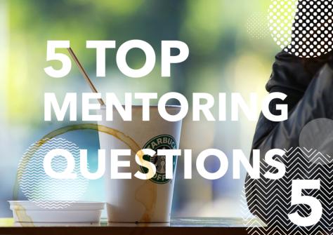 5 mentoring questions