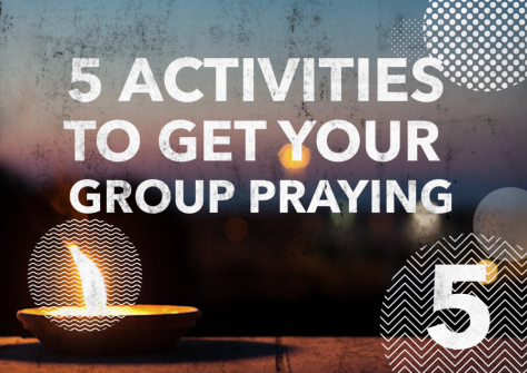5 prayer activities