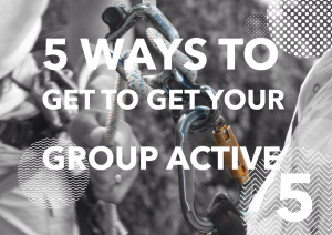 5 ways to get active