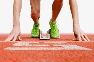 sprint-start