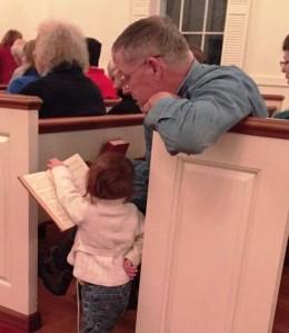 children and church
