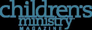 children's ministry magazine logo