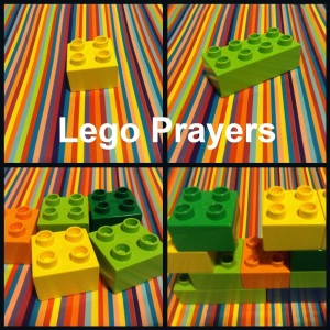 lego prayers