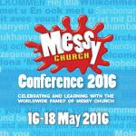 messy church conference 2016