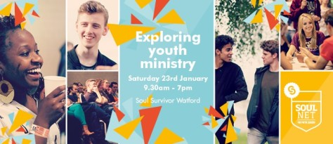 Soulnet Exploring Youth Ministry Day