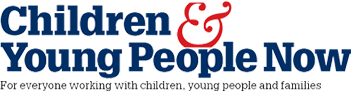 children and young people now logo